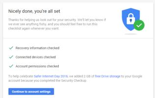 You can add free 2GB storage to your Google Drive account today