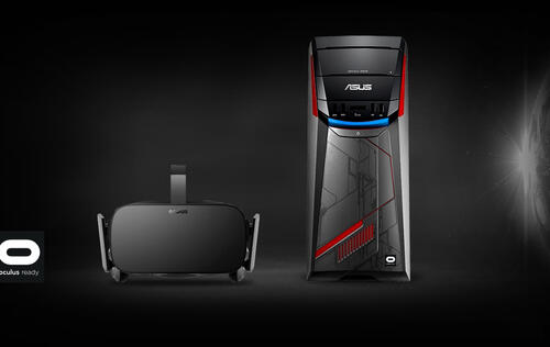Oculus Ready PCs will be available for pre-order very soon!