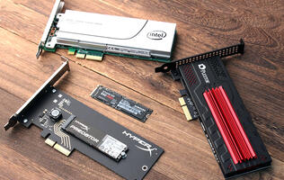 A feature on Intel SSD 750 Series (400GB)