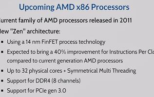 Leaked: The upcoming AMD Zen CPU will feature up to 32 cores in a pair of 16-core modules!