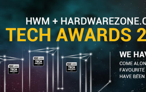 77 awards presented to honor the best brands and products at HWM+HardwareZone.com Tech Awards 2016