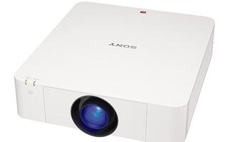 Sony announces new laser projectors designed for commercial applications