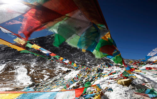 Breathtaking Tibet: How to take great photographs in winter