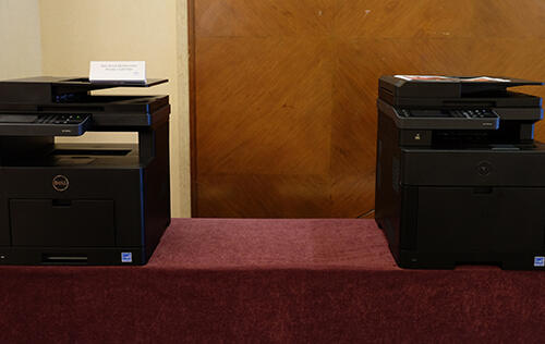 Dell's Document Hub and new multi-function printers make it easier to print from the cloud