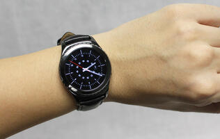 Samsung Gear S2 Classic 3G is the first device to use a new e-SIM specification