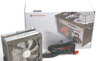 First Looks: Thermaltake Toughpower QFan 650W PSU