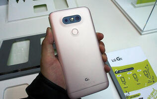 Hands-on: LG G5 - the flagship modular smartphone
