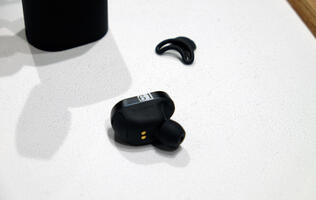 First looks: Sony Xperia Ear wireless smart earbuds