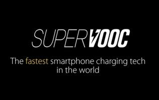 Oppo shows off Super VOOC tech that charges a smartphone battery in 15 minutes