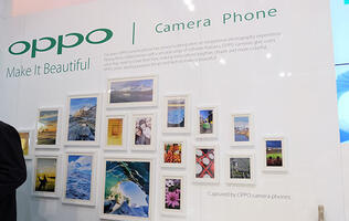 Oppo's new SmartSensor image stabilizing tech promises clearer and more stable photos