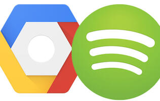 Spotify chooses Google over Amazon for its cloud services