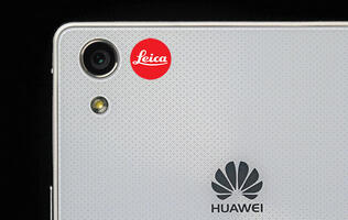 "Leica partners with Huawei to ""reinvent"" smartphone photography"