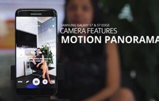 Demo: New camera functions on the Samsung Galaxy S7 and S7 Edge