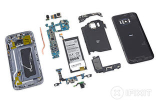 Samsung Galaxy S7 teardown reveals it is difficult to fix