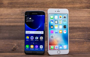 Samsung Galaxy S7 vs. Apple iPhone 6s Plus: Who takes better photos?