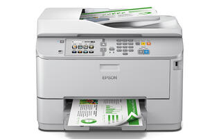 Epson WorkForce Pro WF-5621 review