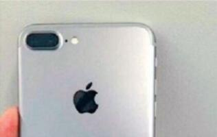 Leaked photos of iPhone 7 Plus show dual cameras and button-less design