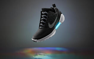 Nike's Back to the Future self-lacing shoes will soon be available to the public
