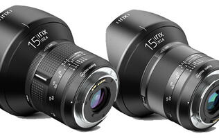 The Irix 15mm f/2.4 is specially designed for better usability