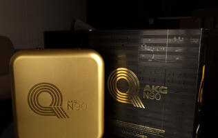 Hands-on with the AKG N90Q headphones inspired by a legend