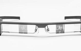 The Epson Moverio BT-300 smart glasses aim to set a new standard for augmented reality