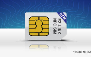 New EZ-Link NFC SIM card now lets you pay for rides with your smartphone