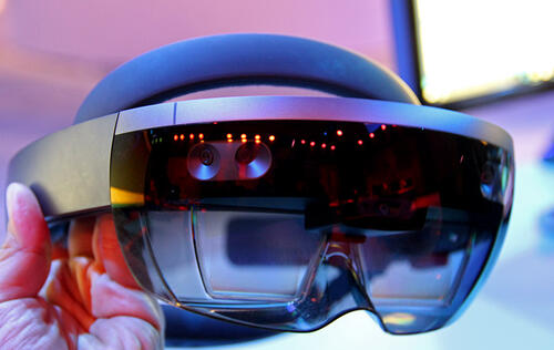 Hands-on (again) with the Microsoft HoloLens (Update: It's coming to Singapore)