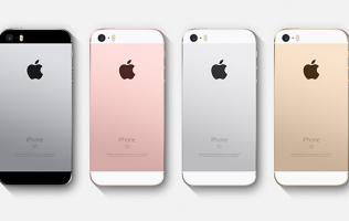Apple said to target shipment of four to five million units of iPhone SE in Q2