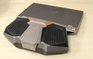 In pictures: What's inside the ASUS ROG GX700 and its ginormous cooling dock