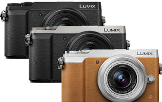 Panasonic's new Lumix GX85 packs big features into a small body