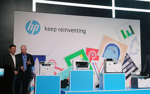 HP expands LaserJet and OfficeJet Pro printer line-up, adds new security features