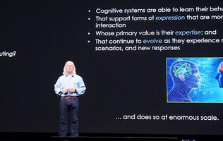 Can computers ever think like humans? Cognitive computing is coming to bridge that