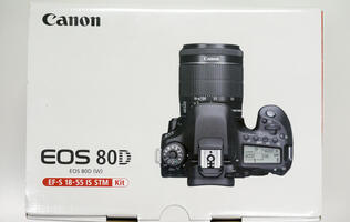 Photos: Unboxing the new 24.2MP Canon EOS 80D