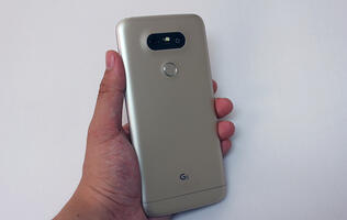 LG G5 review: Reinventing the smartphone?