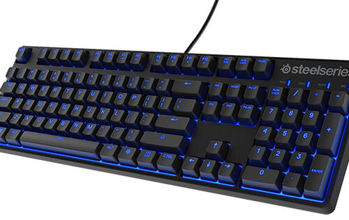 The SteelSeries Apex M500 mechanical keyboard is the successor to the 6Gv2