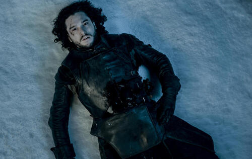 Here's what happens when you ask Siri about the fate of Jon Snow