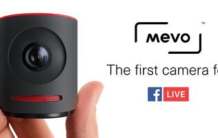 Facebook announces the first camera for Facebook Live – Livestream Mevo