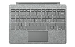 The Signature Type Cover is a new, luxury keyboard for the Microsoft Surface Pro 4