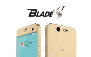 The ZTE BLADE S7 shines with performance and elegance