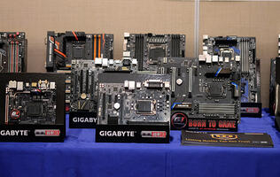 Gigabyte teases refreshed Intel X99 and Z170 boards and more ahead of Computex 2016
