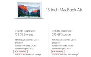 Did you know the 13-inch MacBook Air got upgraded too?