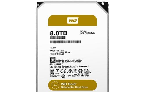 WD goes for gold, launches new Gold HDDs for data centers (Updated with pricing)