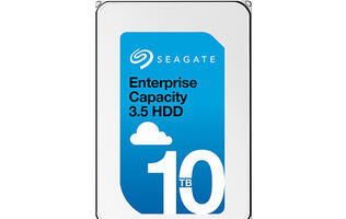 Need more storage? Seagate starts shipping 10TB helium-filled drives in volume