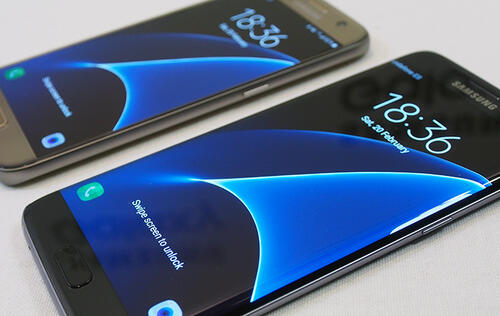 Preliminary report shows Samsung dominating smartphone sales in Q1 2016