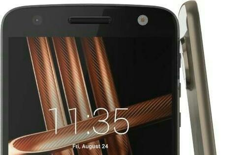 Is this the new all-metal Moto X?