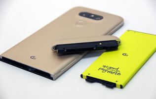 LG G5 and V10 now certified for enterprise and military use