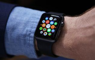 The main focus of the Apple Watch is actually health