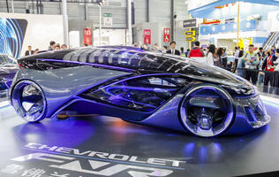 In pictures: The wild concept cars of CES Asia 2016