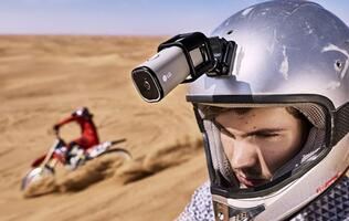 LG's LTE Action Camera can live stream to YouTube