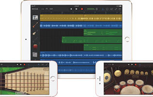 Apple updates GarageBand with greater support for Chinese instruments and music